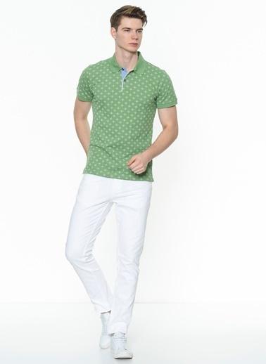 Daffari Tişört Yeşil